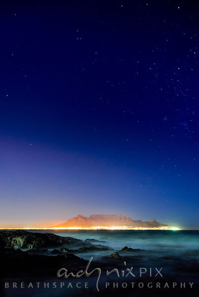 Cape Town City Night