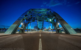 The Iconic Tyne Bridge