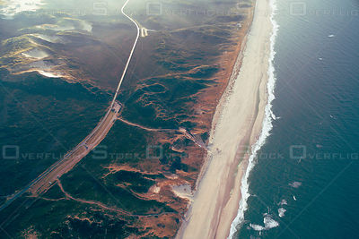 Beach and Dunes on Nord-Sylt Germany