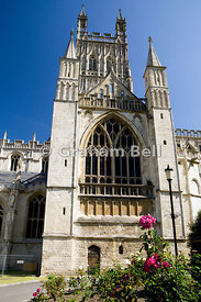 St Peters Cathedral Church, Gloucester, Gloucestershire, England