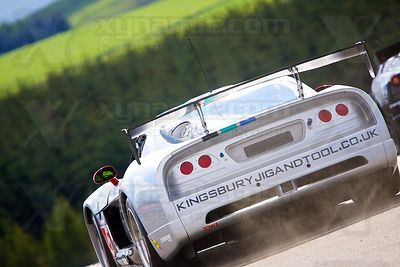 2010 British GT - Knockhill photos
