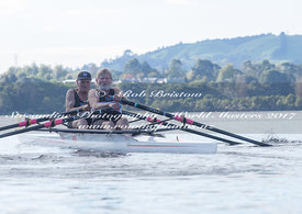 Taken during the World Masters Games - Rowing, Lake Karapiro, Cambridge, New Zealand; ©  Rob Bristow; Frame 521 - Taken on: Tuesday - 25/04/2017-  at 09:05.42