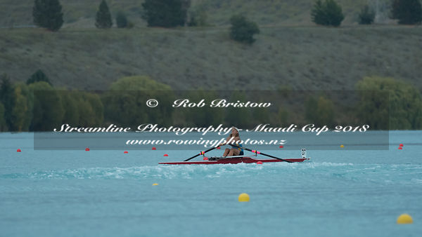 Taken during the Maadi Cup Regatta 2018, Lake Ruataniwha, Twizel, New Zealand; ©  Rob Bristow; Frame 147 - Taken on: Monday - 19/03/2018-  at 08:09.04