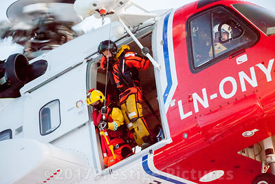 Bristow operated Norwegian Search and Rescue Helicopter Service