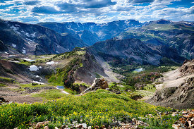687 Beartooth Panorama II