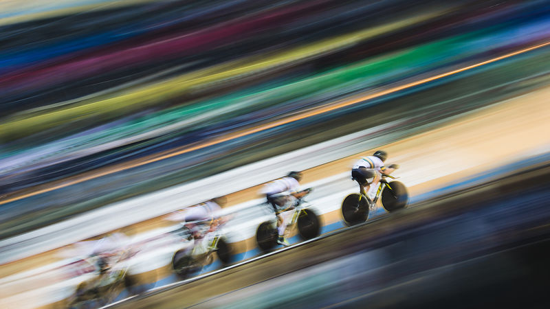 UCI 2017 Track Cycling World Championship photos