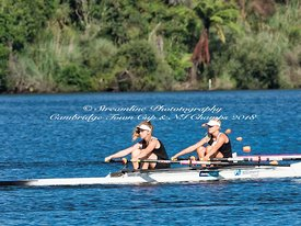 Taken during the National Championships 2018, Lake Karapiro, Cambridge, New Zealand; ©  Rob Bristow; Frame 0816 - Taken on: Thursday - 15/02/2018-  at 08:45.40