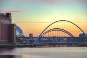 Tyne Sunset