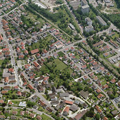 Elchingen aerial photos