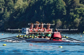 Taken during the National Championships 2018, Lake Karapiro, Cambridge, New Zealand; ©  Rob Bristow; Frame 0993 - Taken on: Friday - 16/02/2018-  at 09:01.09