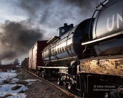 Heber Valley Railroad #611