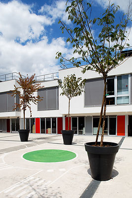 Agence BVFG - Ecole maternelle Camille Claudel - Courbevoie