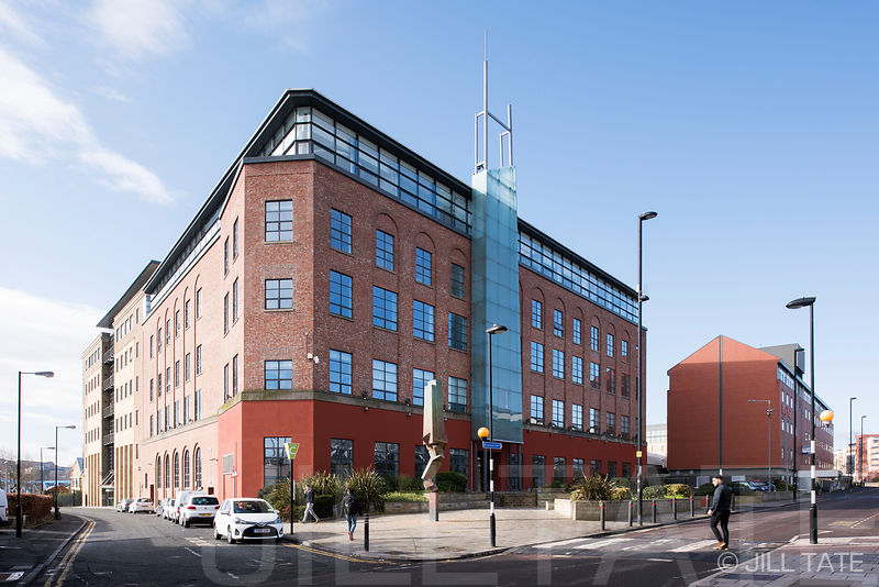 Orchard Offices, Central Square, Newcastle upon Tyne | Client: Orchard & Room 33