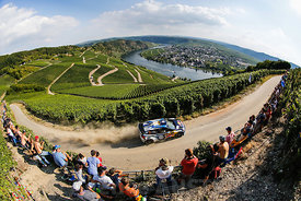 AUTO - WRC GERMANY RALLY 2015