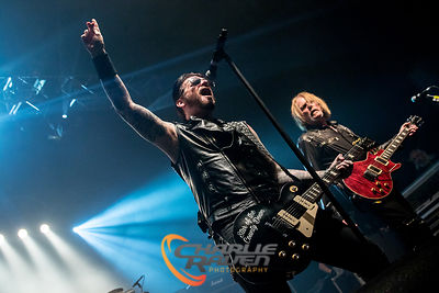 Black Star Riders - O2 Academy Bournemouth 19.03.17 photos
