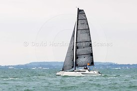 Can Lah, GBR2515, Dragonfly 25 Sport trimaran, Round the Island Race 2017, 201707011169
