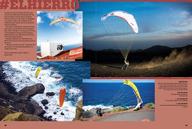Cross Country Magazine (UK) - Paragliding -El Hierro report