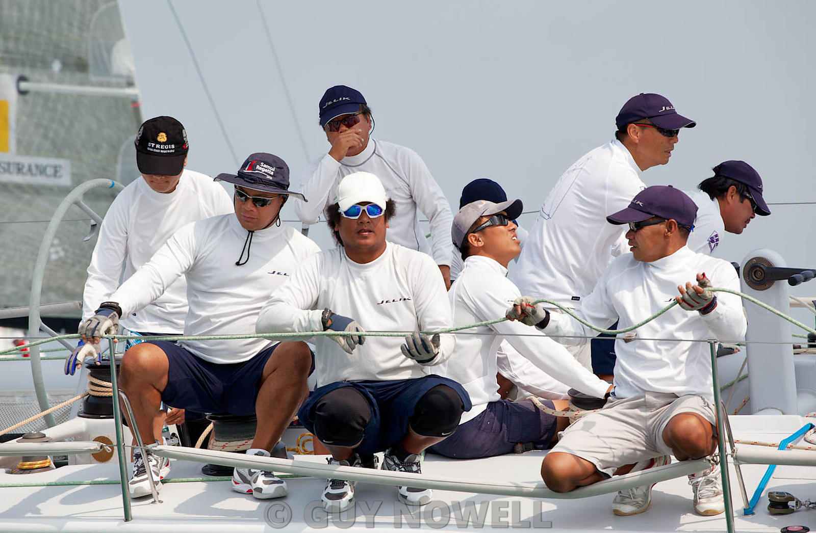 CHINA COAST REGATTA 2012