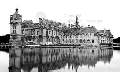 Chantilly Castle Art Photographs