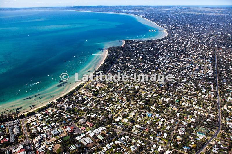 Subarban >> Latitude Image | Sorrento, Victoria aerial photo