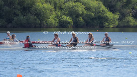 Taken during the World Masters Games - Rowing, Lake Karapiro, Cambridge, New Zealand; ©  Rob Bristow; Frame 442 - Taken on: Tuesday - 25/04/2017-  at 09:04.33