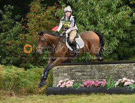 Heidi Coy and CARRIGSEAN TIGERSEYE