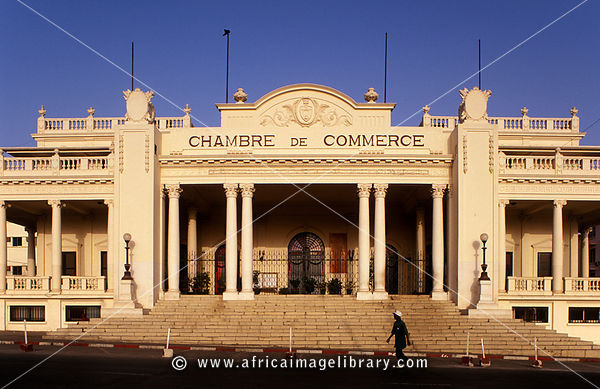 Photos and pictures of chambre de commerce is one of the for Chambre de commerce dakar senegal