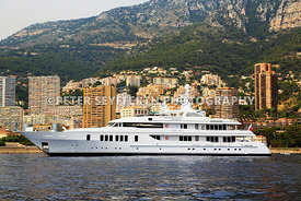 Superyacht April Fool