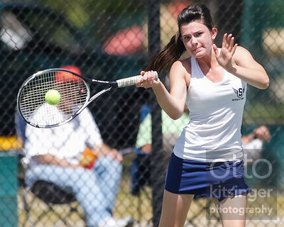 4A Girls Tennis Championship game