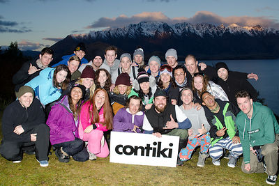 CONTIKI SKI TOURS 24 JULY 2017 photos
