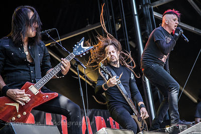 HELLYEAH, Aftershock 2014