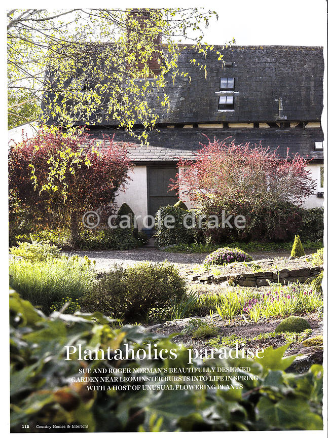 Ivy Croft, Country Homes & Interiors, March photographs