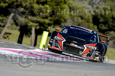Paul Ricard - Blancpain Test photos