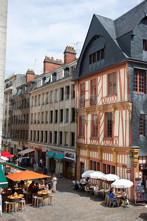 photo: quartier Bouffay
