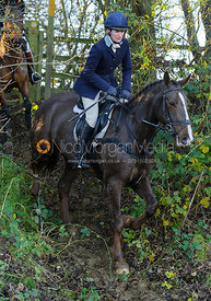 Rachel Finnegan - The Cottesmore Hunt at Owston 29/11
