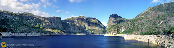 Hetch Hetchy Panorama