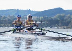 Taken during the World Masters Games - Rowing, Lake Karapiro, Cambridge, New Zealand; ©  Rob Bristow; Frame 516 - Taken on: Tuesday - 25/04/2017-  at 09:05.39