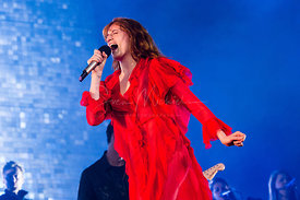 Florence + the Machine @ Rock Werchter 2016