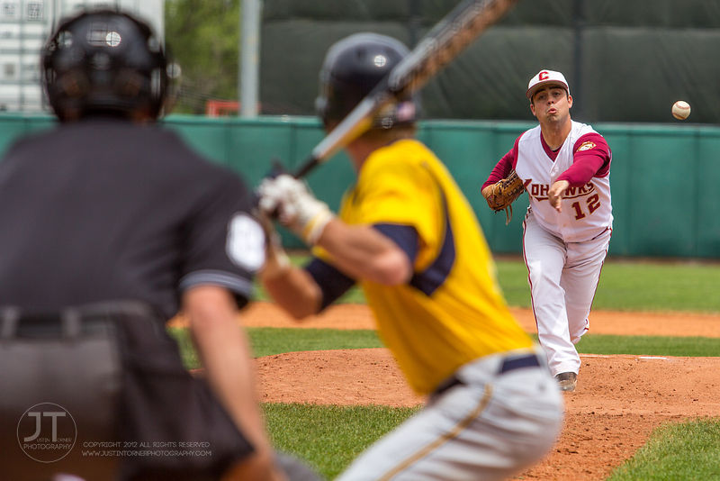 Baseball - IIAC Championship Coe vs Buena Vista May 12, 2012 photos