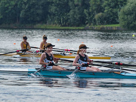 Taken during the Cambridge Town Cup and NI Championships 2018, Lake Karapiro, Cambridge, New Zealand; ©  Rob Bristow; Frame  - Taken on: Friday - 26/01/2018-  at 14:50.22