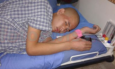 Charity Sikkim Monk Broken Spine - Tsering Bhutia  photos