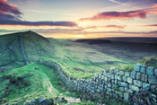 Hadrians Wall Sunset (2)