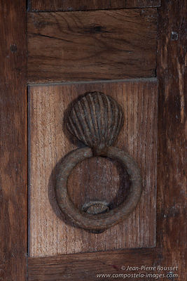 Moissac: Door Knocker