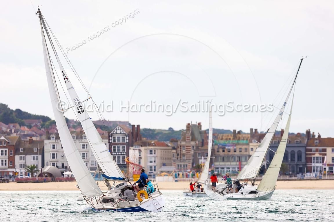 Orion, 48, Achilles 9m, Weymouth Regatta 2018, 20180908835.