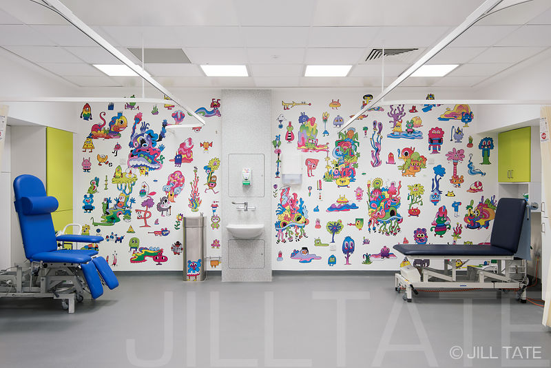 Sheffield Children's Hospital | Client: Artfelt