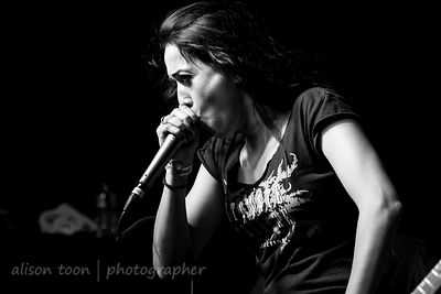 Mallika, vocals, Abnormality