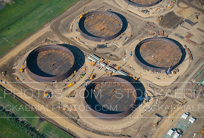 Crude Oil Tank Construction