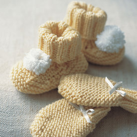 Easy Baby Knits photos
