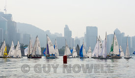 RHKYC Autumn Regatta 2017AsiaPowerboat.com
