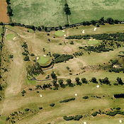 Waldringsfield aerial photos